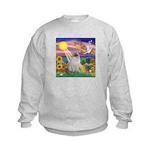 Autumn Sun / Ragdoll Sweatshirt
