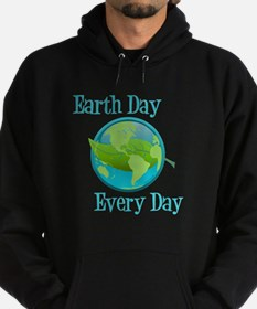 Earth Day, Every Day Hoodie