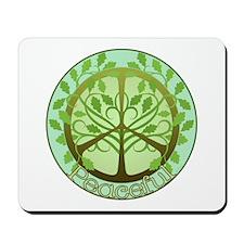 Peaceful Tree Mousepad