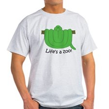 Unique Green tree python T-Shirt