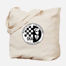 Unique Ska Tote Bag