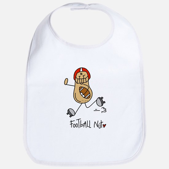 Football Nut Bib