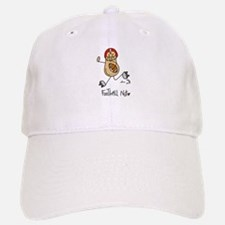 Football Nut Baseball Baseball Cap