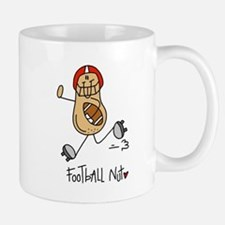 Football Nut Small Mugs
