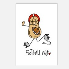 Football Nut Postcards (Package of 8)