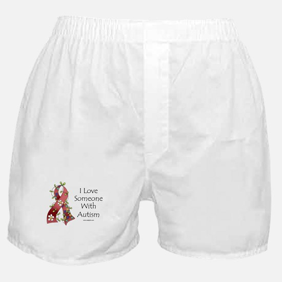 Autism Love Boxer Shorts