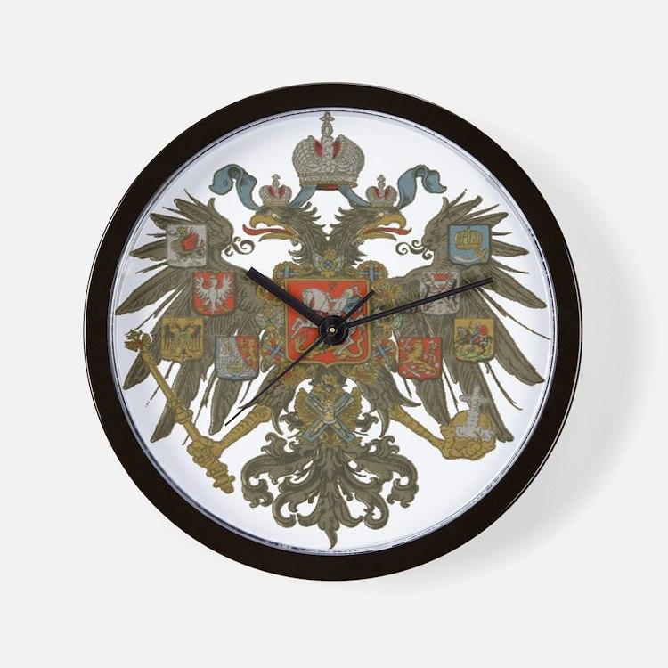 Romanov Dynasty Wall Clock