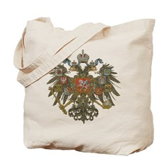 Romanov Dynasty Tote Bag