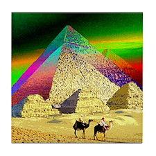 Magic Mountains - Tile Coaster