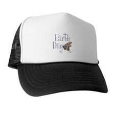 Earth Day Butterfly Trucker Hat