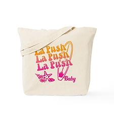 Twilight Shirt - La Push Baby! Pink Tote Bag