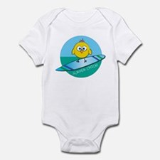 Surfer Chick Infant Bodysuit