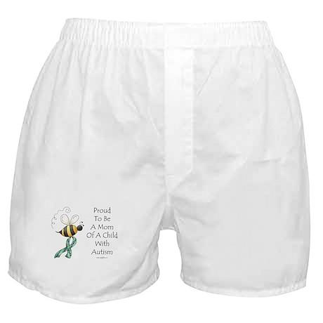 Autism Mom Boxer Shorts