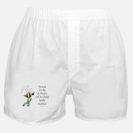 Autism Mom Boxer Shorts