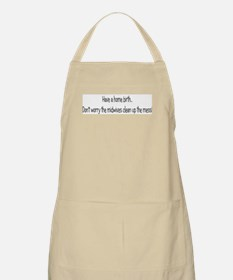 Have a Home birth the midwive BBQ Apron