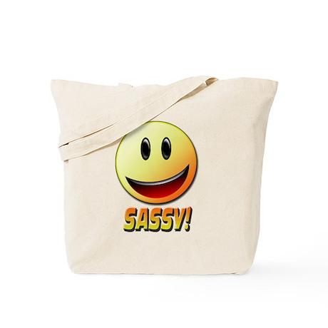 Sassy! Tote Bag
