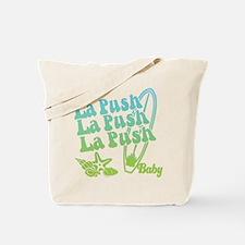 Twilight Shirt-La Push Baby! Blue Tote Bag