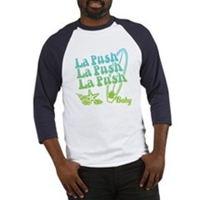 Twilight Shirt-La Push Baby! Blue Baseball Jersey