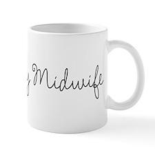 I heart my midwife-long ways Mug