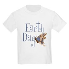 Earth Day Butterfly T-Shirt