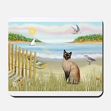 Rowboat / Siamese Mousepad