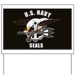 Navy SEALs Yard Sign