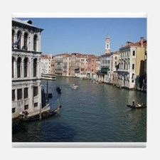 Cute Of italy scenic Tile Coaster
