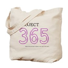 Project 365 - Tote Bag