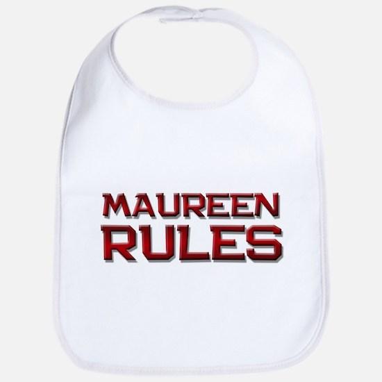 maureen rules Bib
