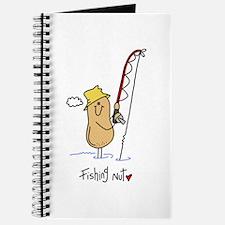 Fishing Nut Journal