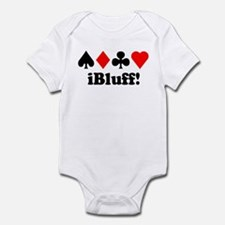 iBluff! Infant Bodysuit