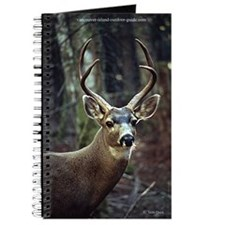 Blacktail Deer Buck Journal