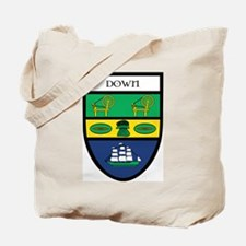 County Down Tote Bag