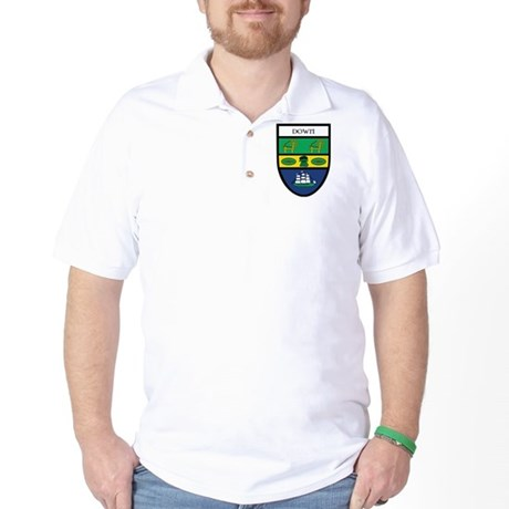 County Down Golf Shirt