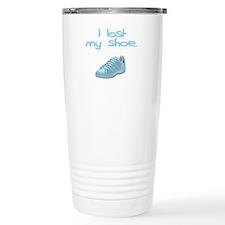 I lost my shoe. Travel Mug