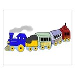 Choo Choo Train Small Poster