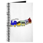 Choo Choo Train Journal