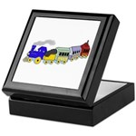 Choo Choo Train Keepsake Box