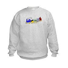 Choo Choo Train Sweatshirt