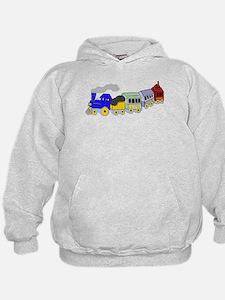 Choo Choo Train Hoodie