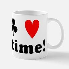 One time! Mug