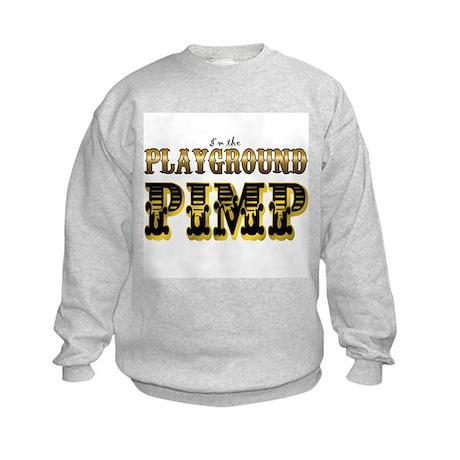 Playground Pimp Kids Sweatshirt