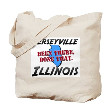 jerseyville illinois - been there, done that Tote
