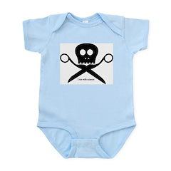 Craft Pirate Run With Scissors Infant Creeper