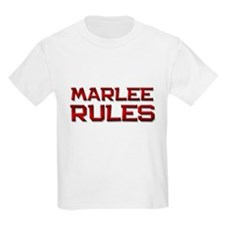 marlee rules T-Shirt