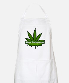 Above the ignorance BBQ Apron