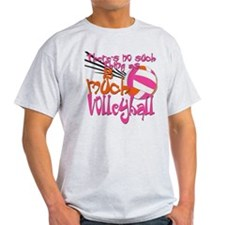 2 much Volleyball T-Shirt