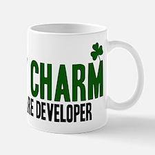 Software Developer lucky char Mug