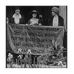 No Self-Respecting Woman . .Alice Paul Coaster