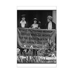 No Self-Respecting Woman . .Alice Paul Mini Poster